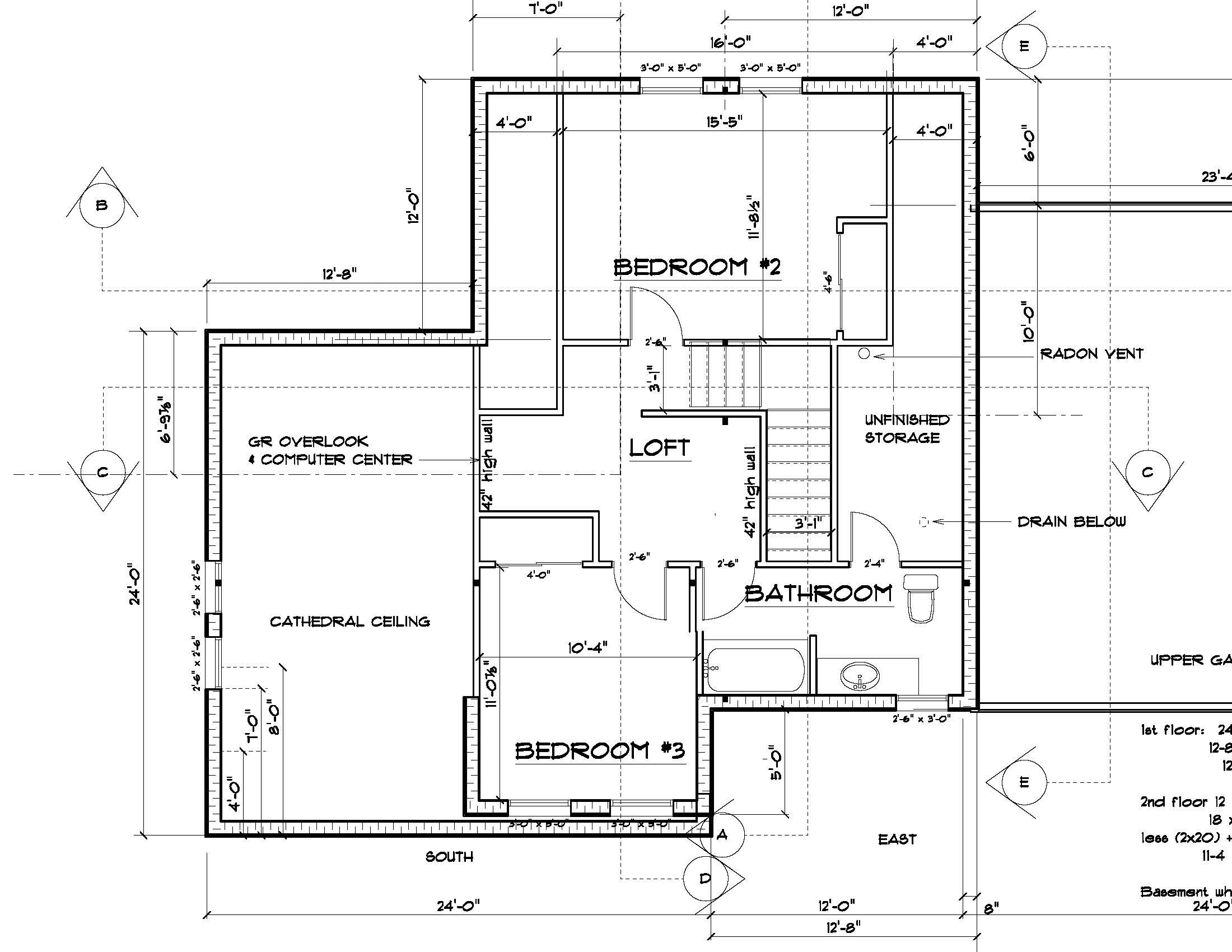 Sample Floor Plan 1
