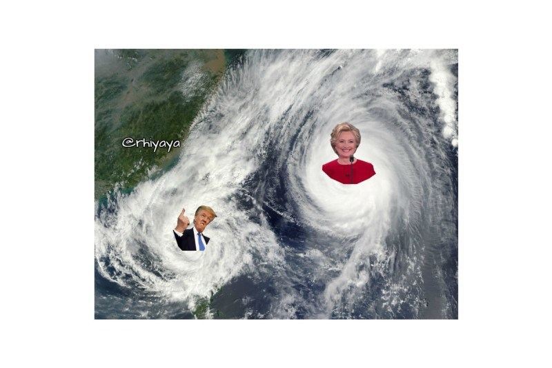 election hurricane