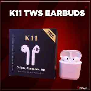K11 TWS Wireless Earphones Earbud