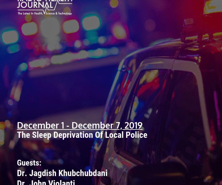 The Sleep Deprivation of Local Police