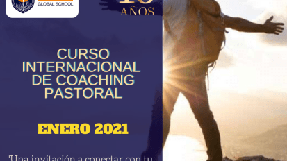 CURSO INTERNACIONAL COACHING PASTORAL (14 Enero)
