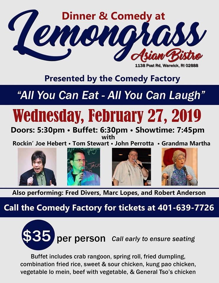 Lemongrass Comedy