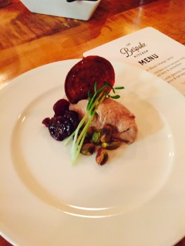 The Rutabaga and Chicken Liver Mousse