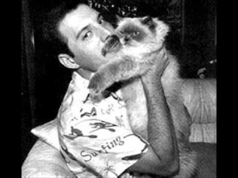 Freddie Mercury - Delilah, Queen