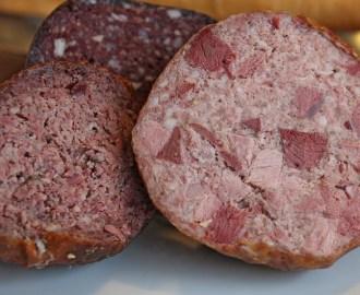 Leberwurst - Quark - Leckerlies ohne Getreide - elbstgemachte Leckerlies, Kekse für den Hund, Backmatte oder Kuchenblech