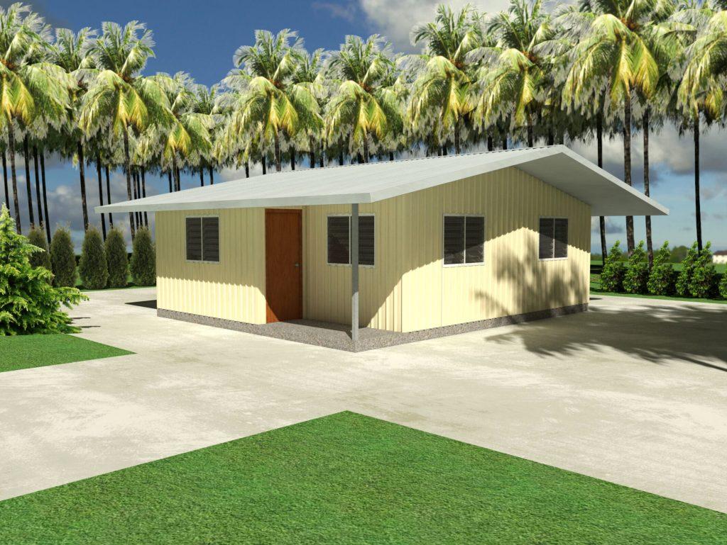 Yasiyasi House