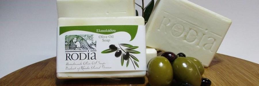 RODIA : fabrique artisanale de savons à l'huile d'olive