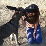 balade à dos d'ânes Rhodes