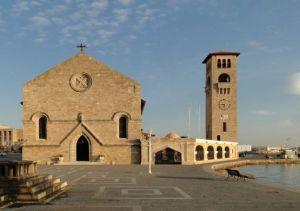 Eglise Evangelismos à Rhodes