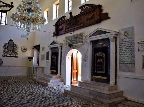 Synagogue Kahal Kadosh Shalom de Rhodes