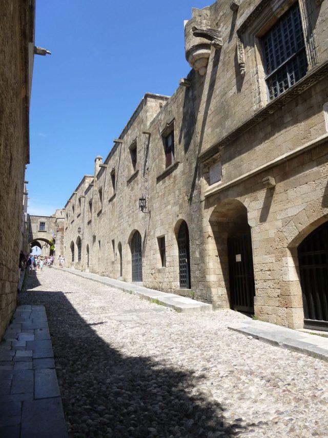 Rue des Chevaliers de Rhodes