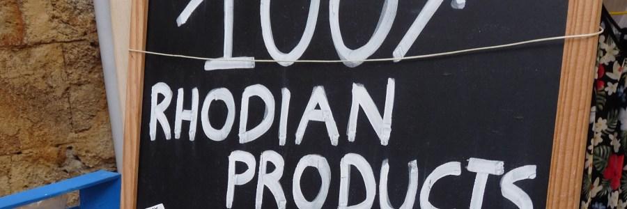 Artisanat: les bonnes adresses shopping à Rhodes