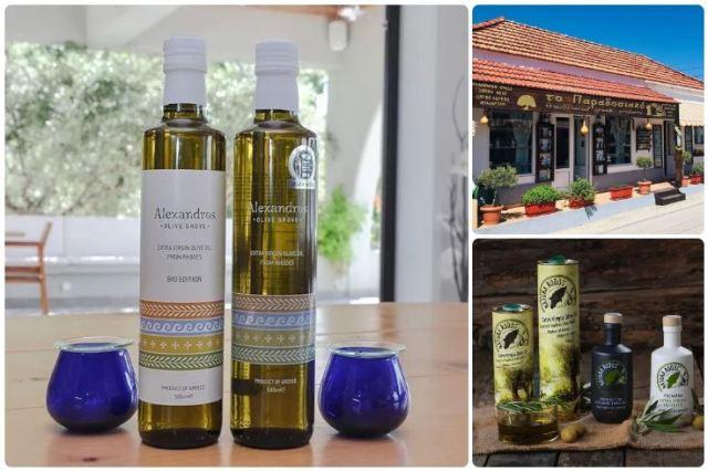 Blog Rhodes: Produits Locaux - Huile d'olive
