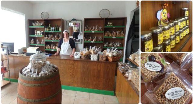 Blog Rhodes: Produits Locaux - Miel et Melekouni