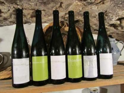 Wein aus Rhöndorf