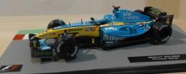 Fernando Alonso's Renault R25 - 2005
