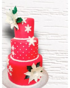 Wedding Christmas Poinsettia