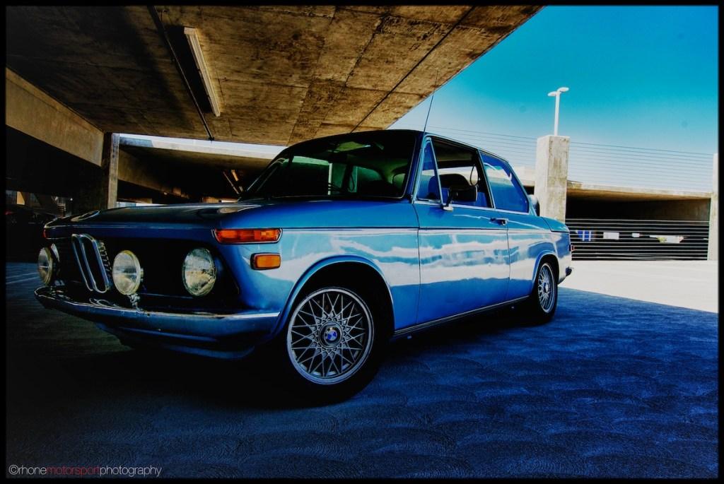 rhone motorsport photography, nikon d700, john rhone, fjord, vintage, bmw 2002, classic
