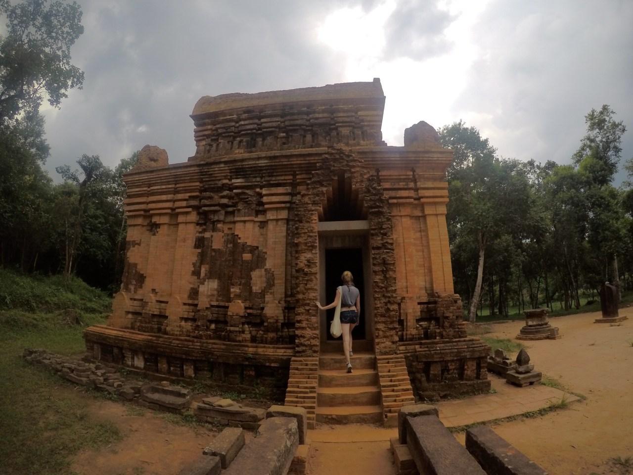 My Son Temple UNESCO Site