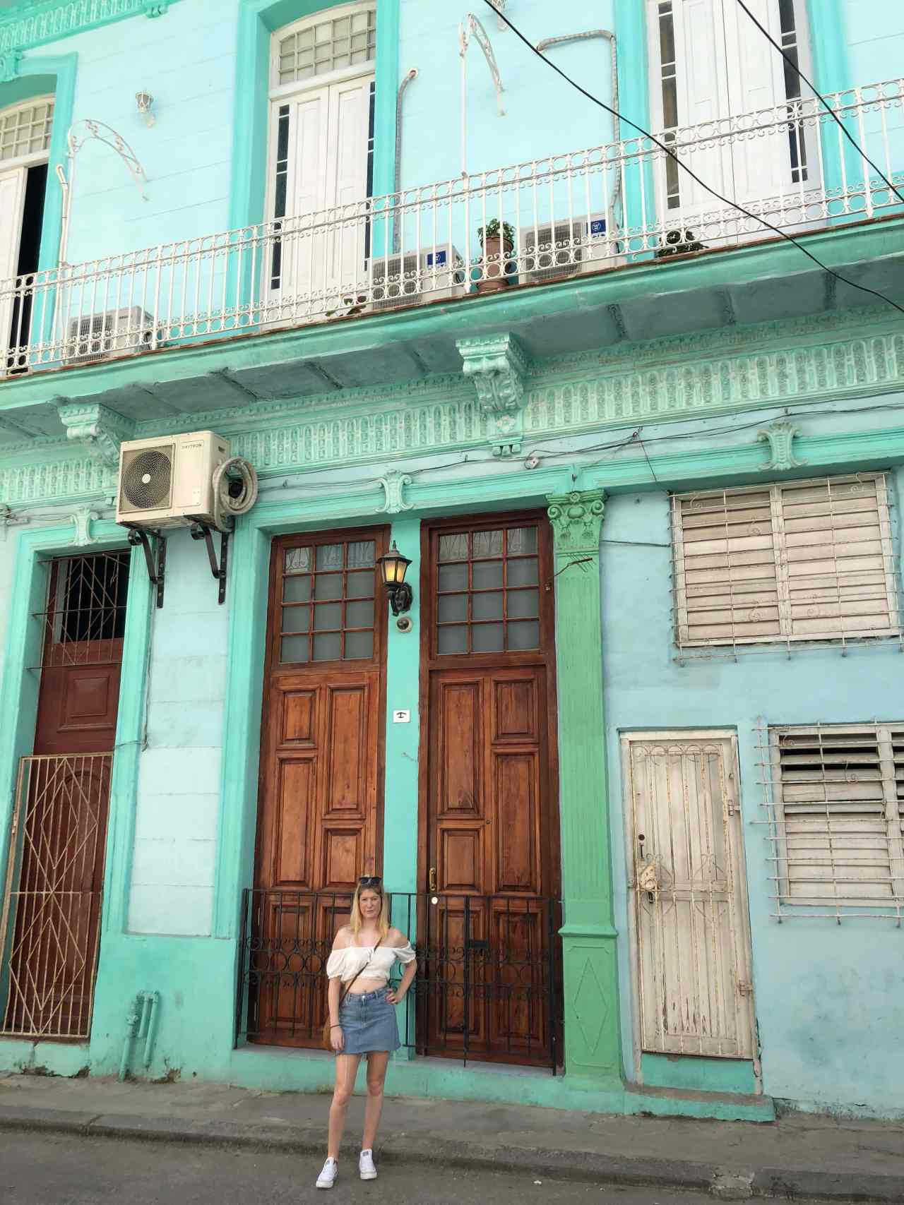 Colourful house Havana