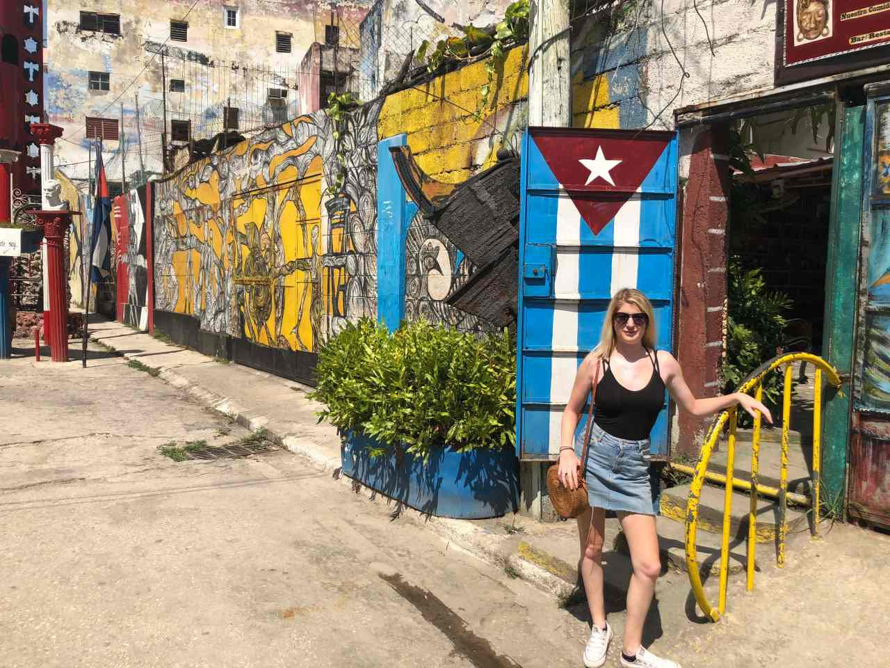Street Art of Havana