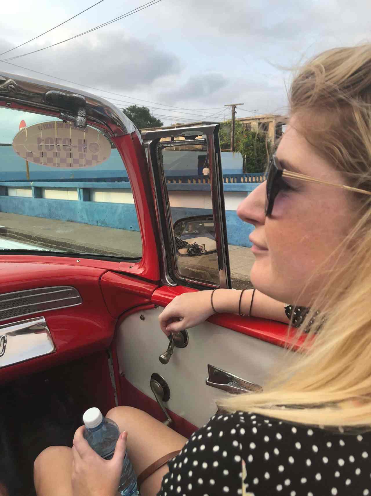 Classic Car tour Havana