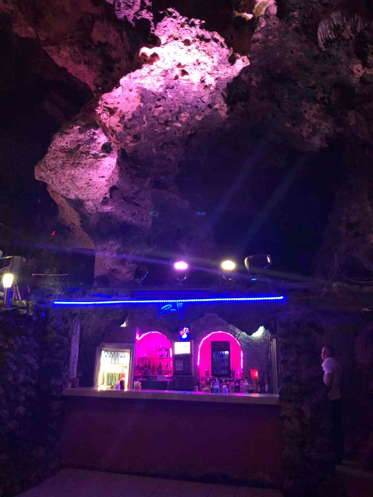 Cave nightclub Trinidad