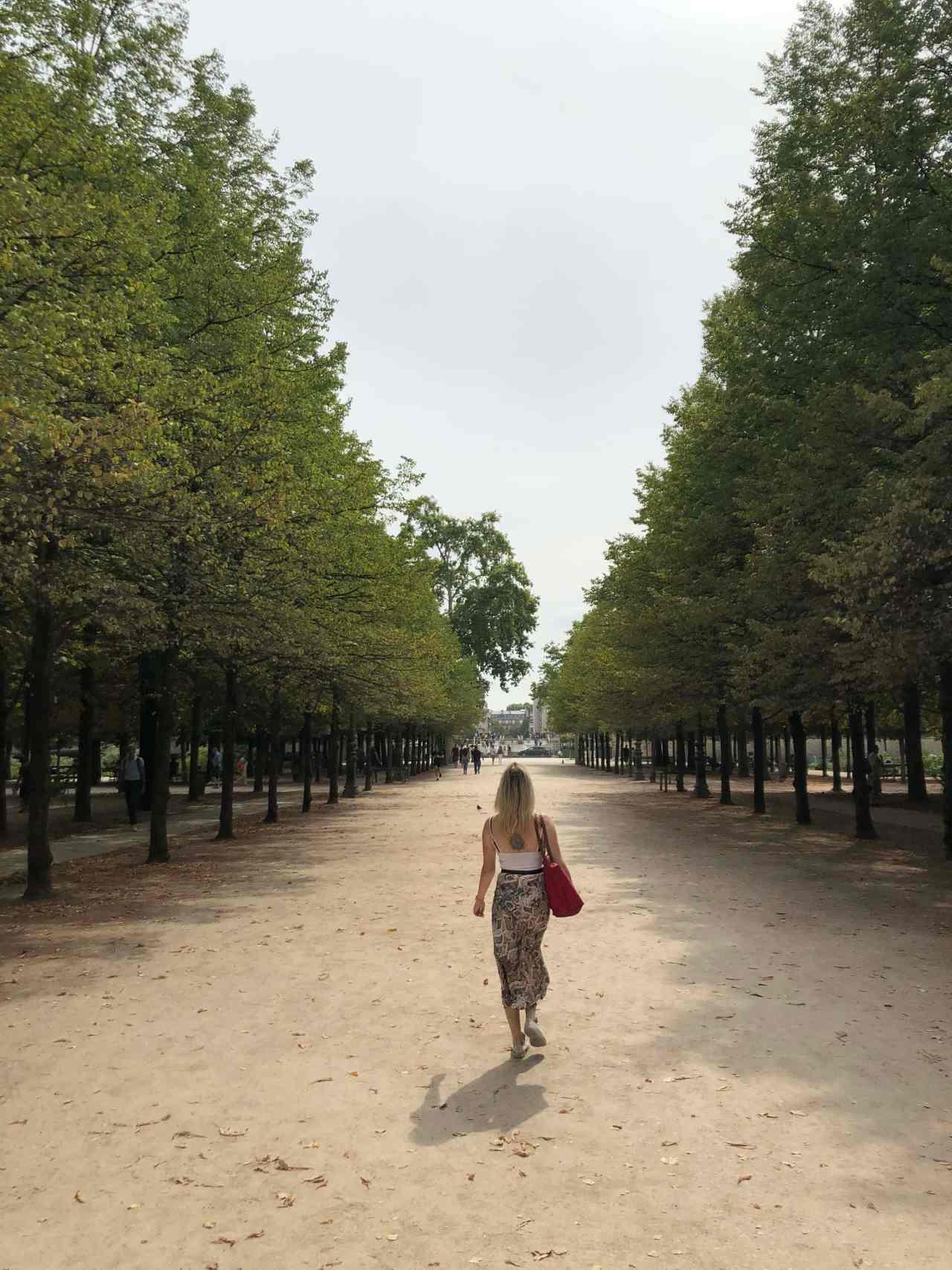 Jardins de Luxembourg Paris