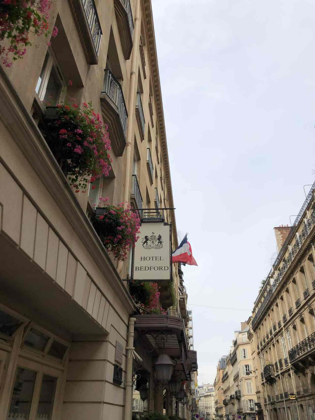 Hotel Bedford Paris Opera Quarter