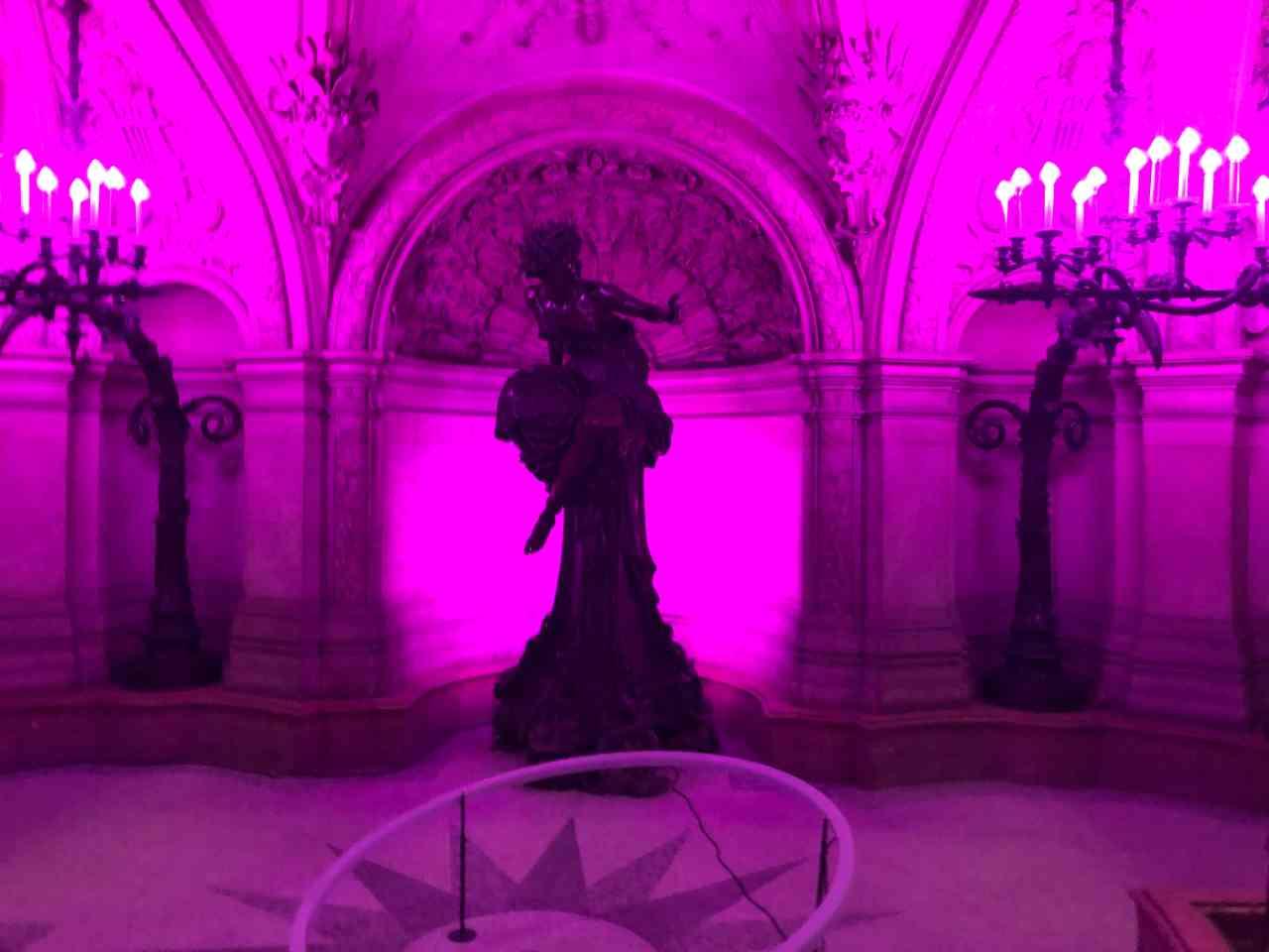 Palais Garnier Opera House Paris entrance