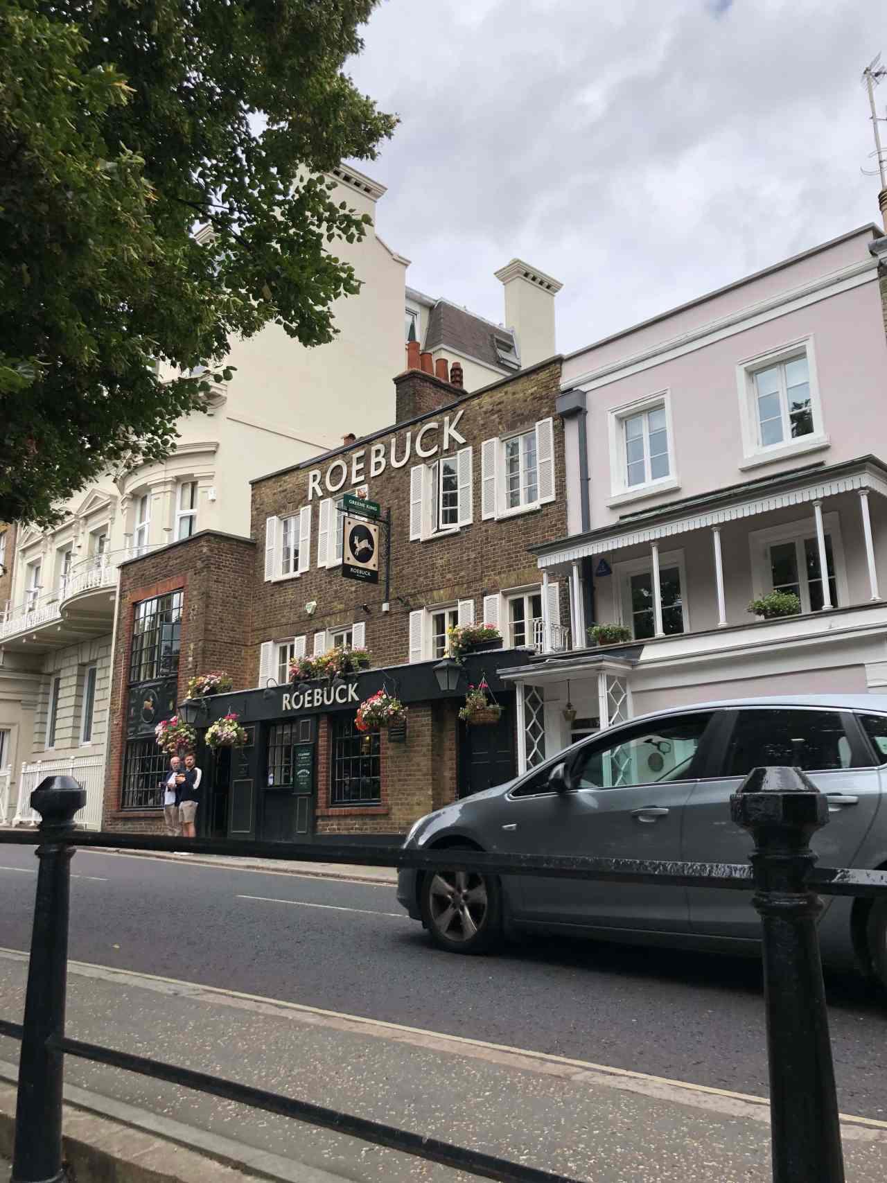 The Roebuck pub, Richmond