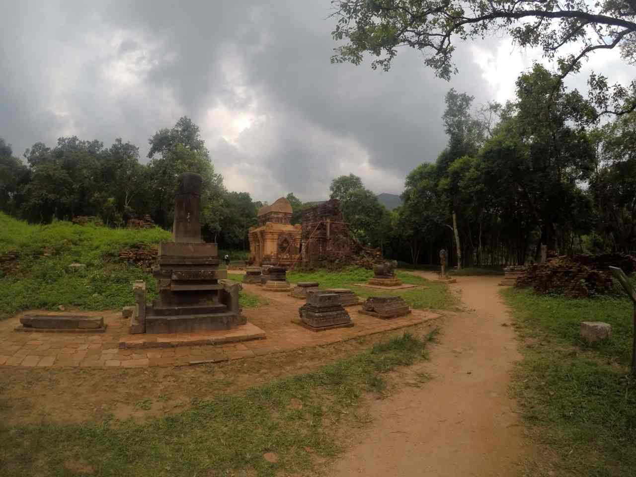 My son hindu temples Vietnam
