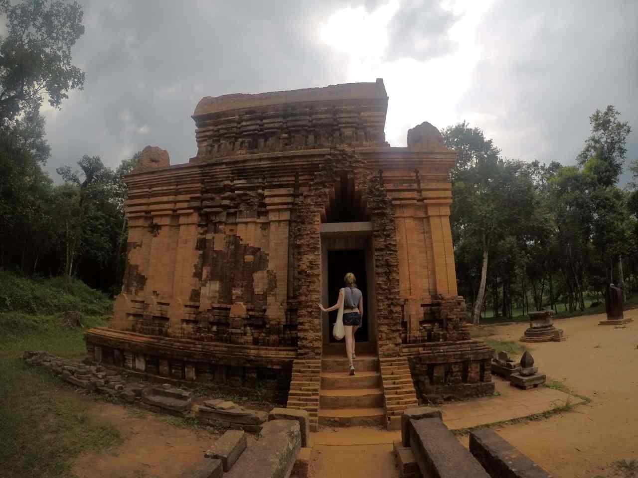My Son Temple site Vietnam