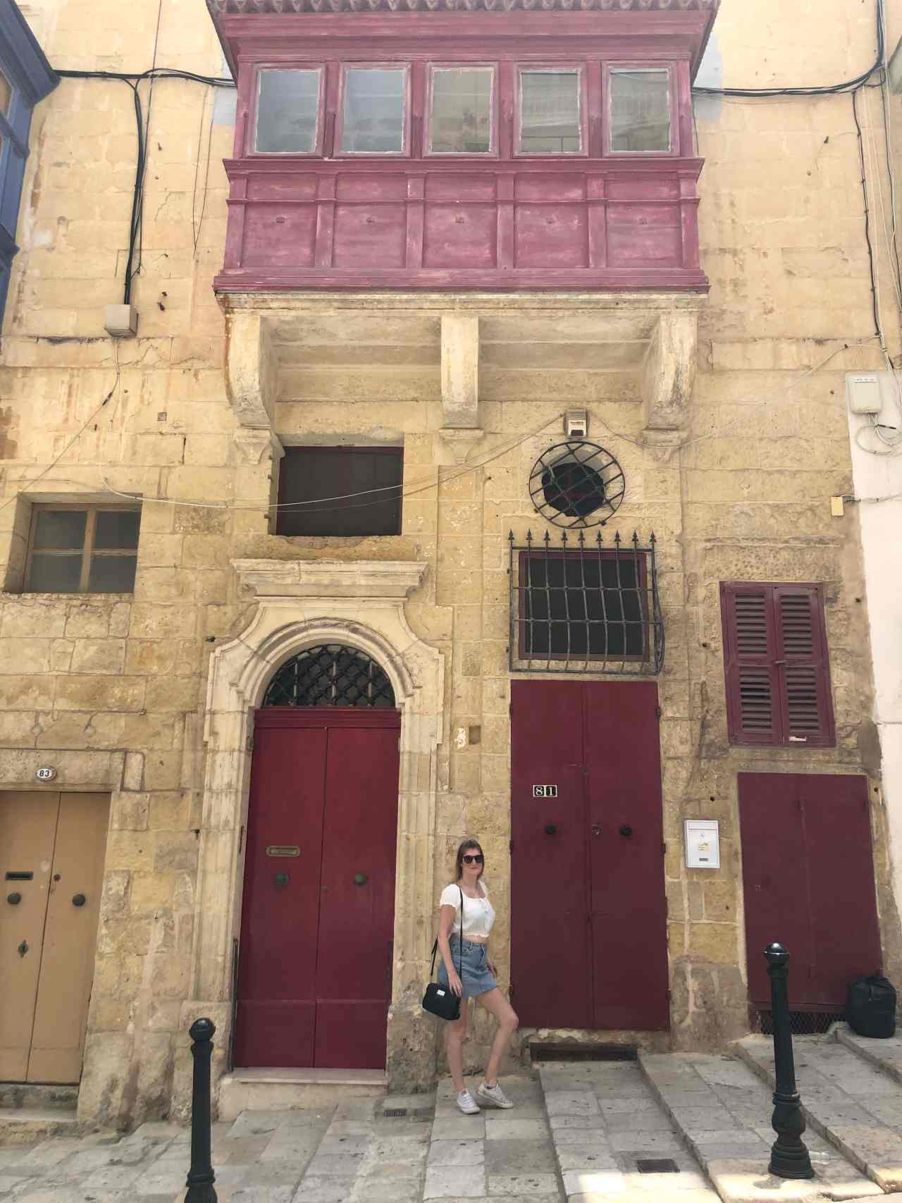 instagram door valletta