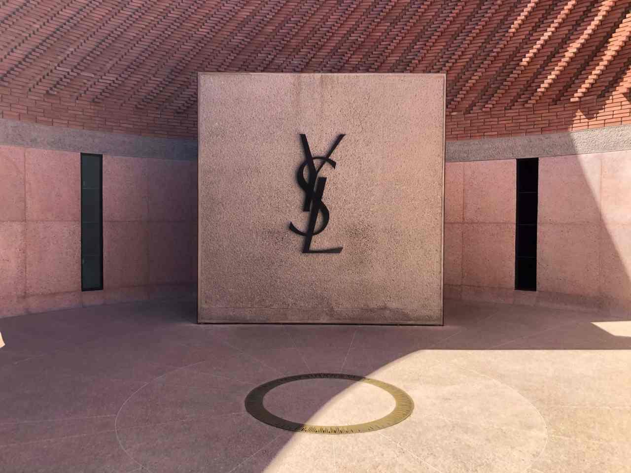 YSL museum Marrakech