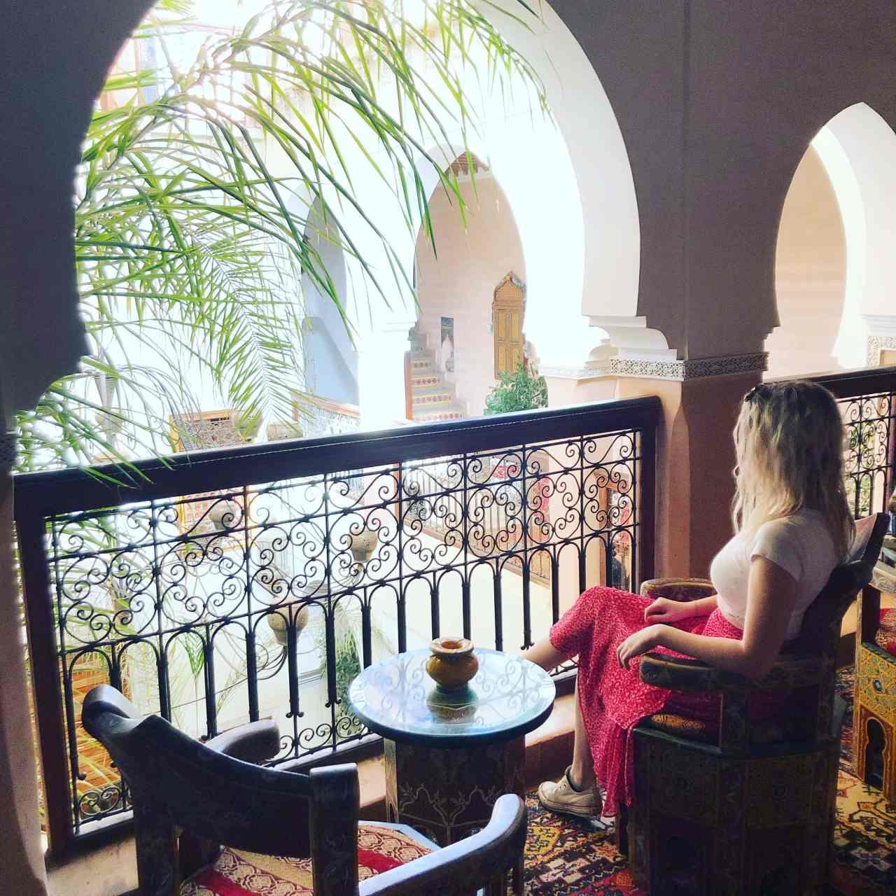 Riad Oumaima Marrakech