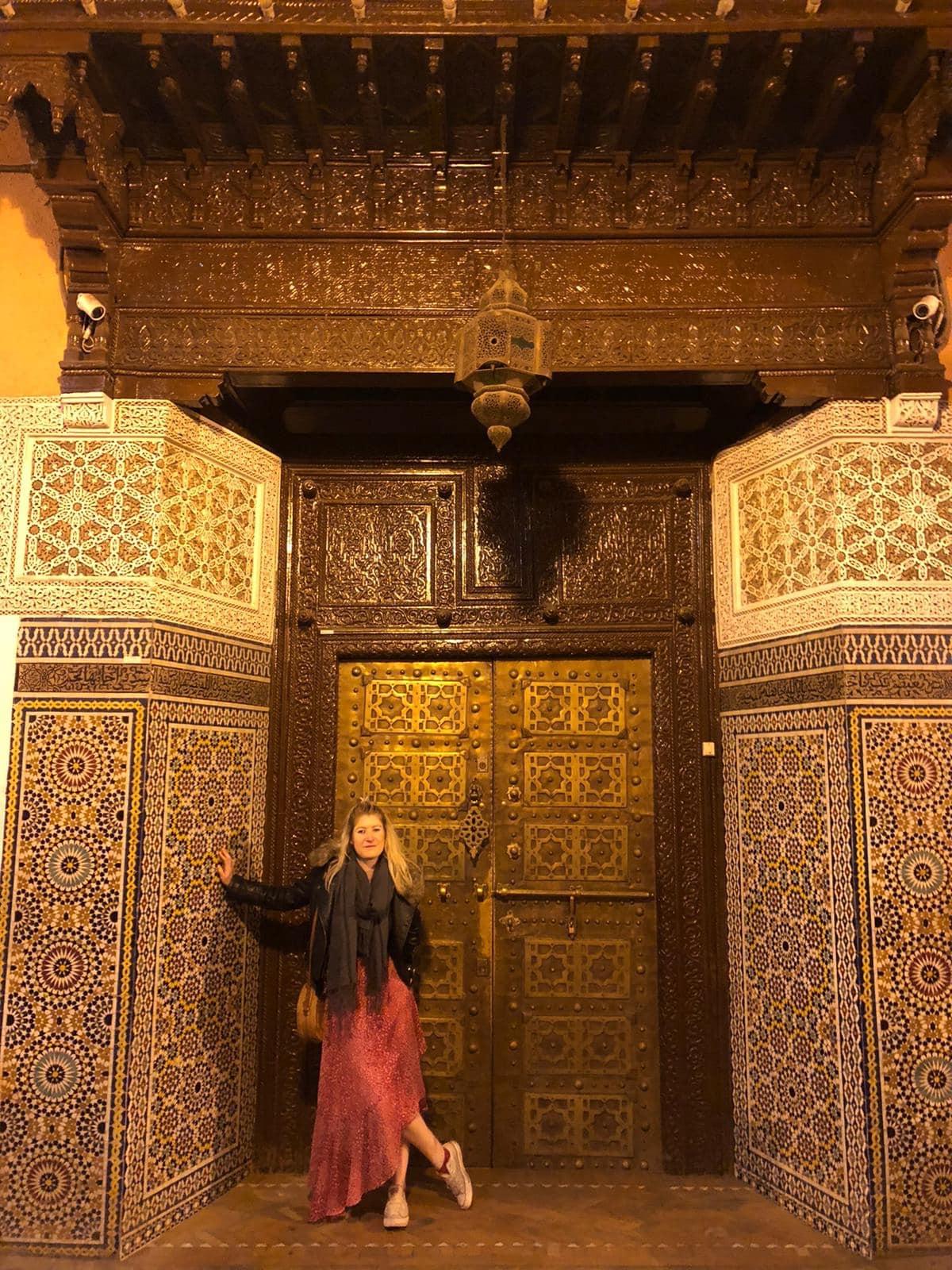 Doorways of Marrakech
