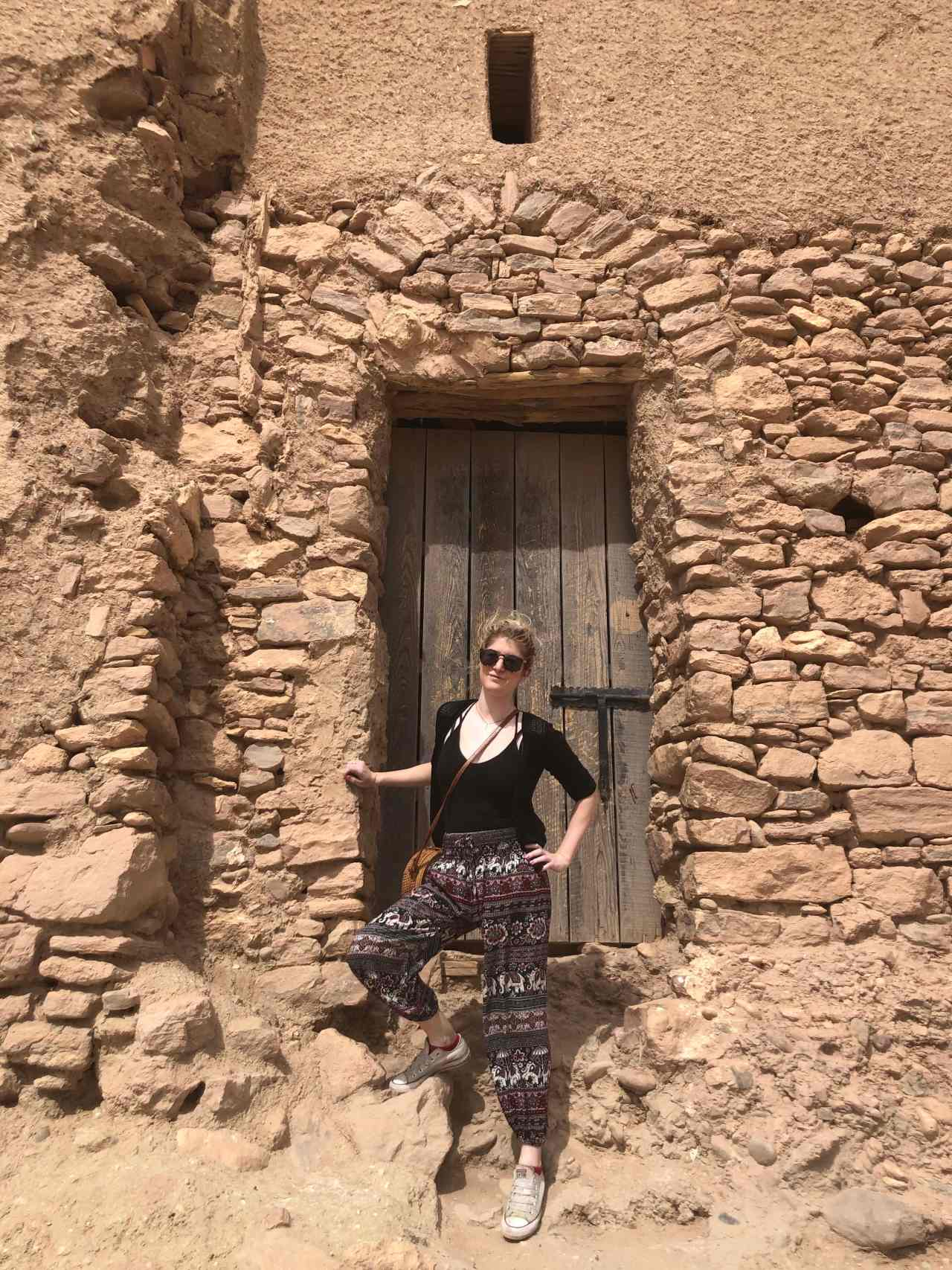 Ancient city of Ait benhaddou