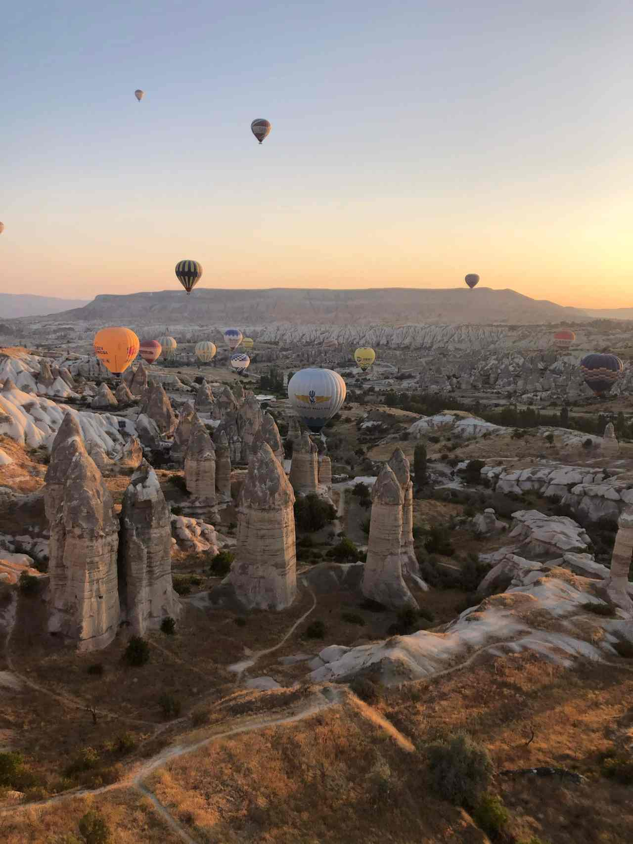 Sunrise balloons cappadocia