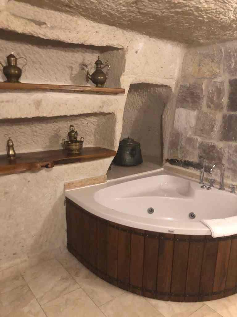 Deluxe suite Koza cave hotel