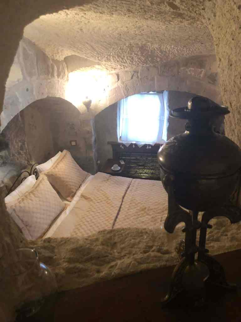 Koza cave rooms