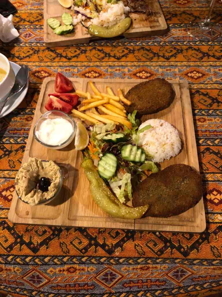 restaurants in Pamukkale