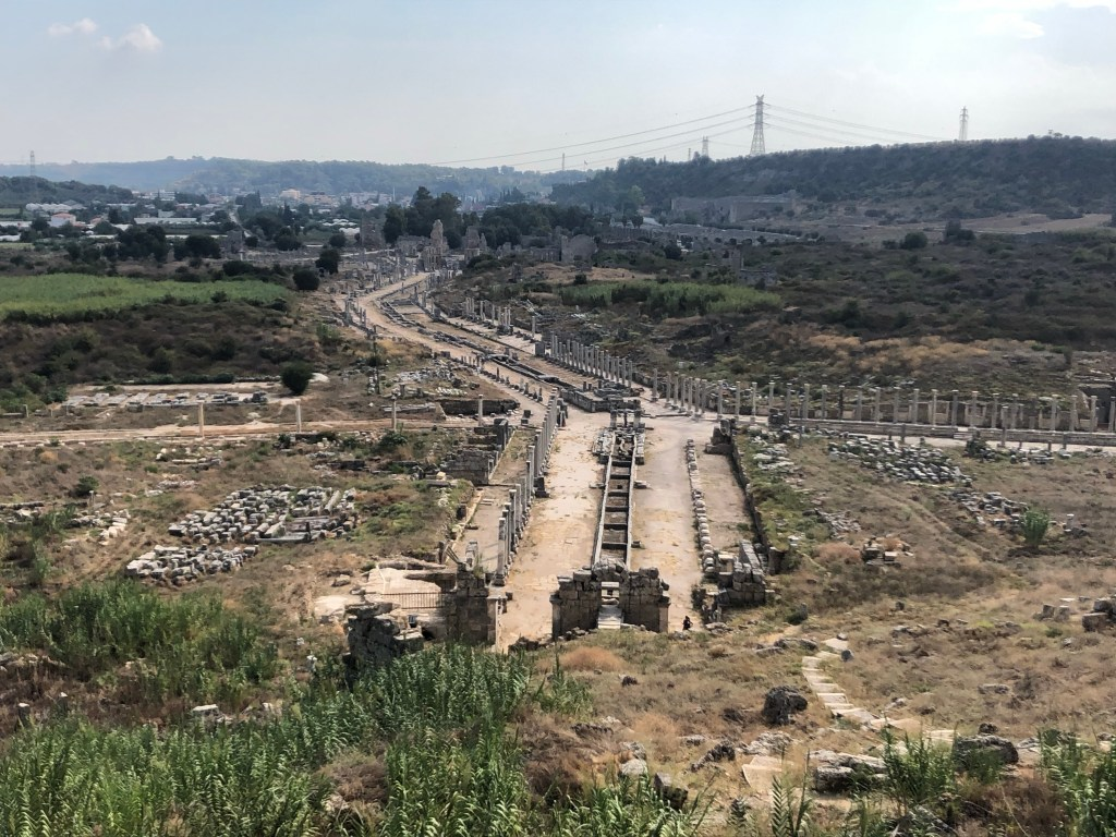Perge view point