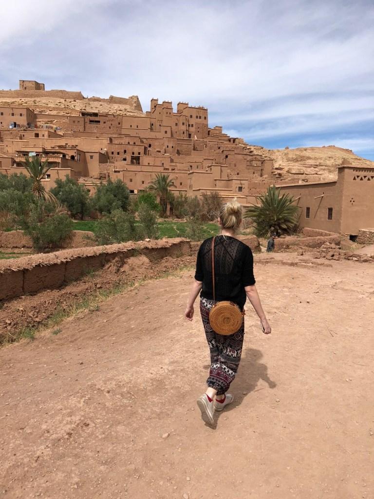 Ait Benhaddou day trip