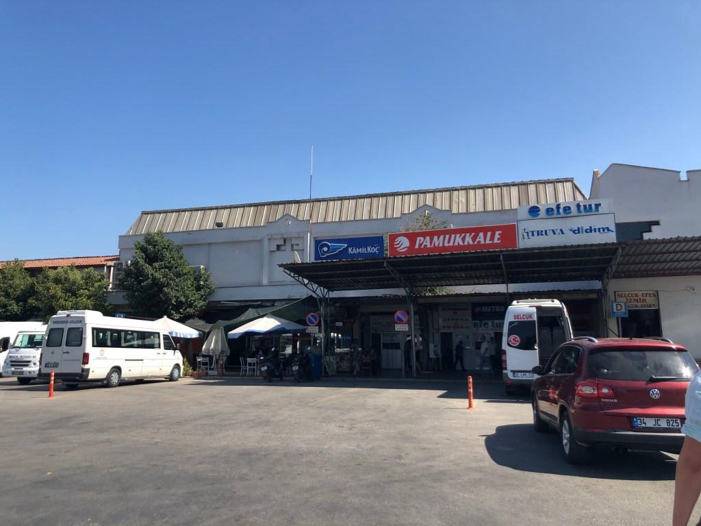 Selçuk bus station