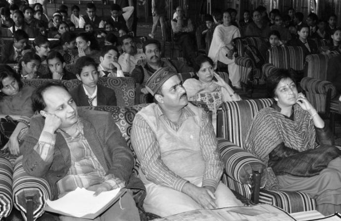 WWF India Event