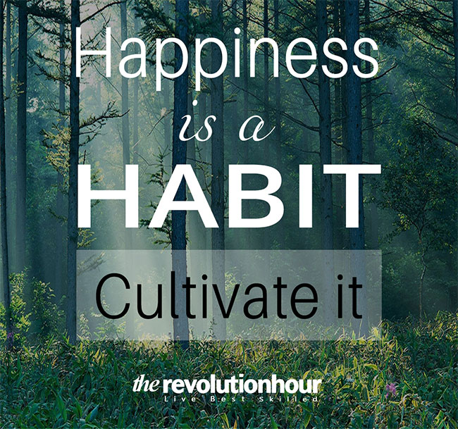 Happiness Habit