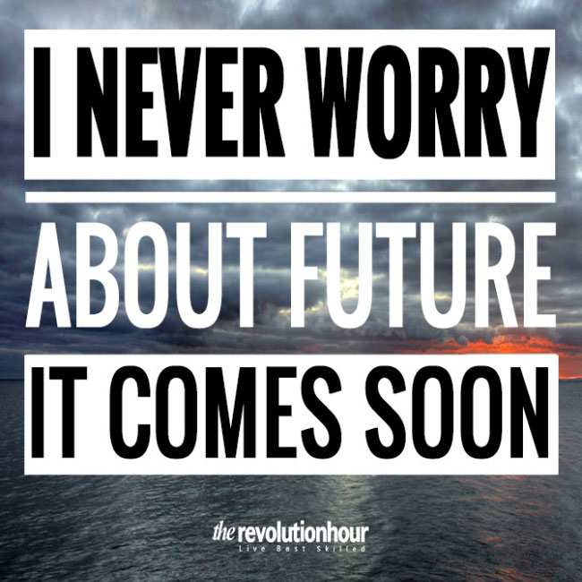 Future comes soon