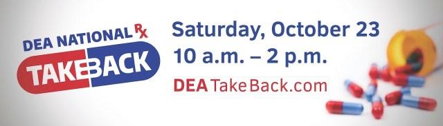 National Prescription Drug Take-Back Initiative @ Richmond Heights Police Department | St. Louis | Missouri | United States