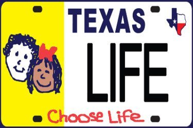 "Tens of thousands of dollars raised from sales of newly authorized ""Choose Life"" license plates in Texas will go to 13 crisis pregnancy centers and adoption agencies."